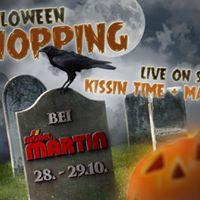 Halloween Shopping bei Mbel Martin