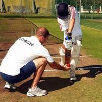 Cricket Coaching with Daniel Shurben