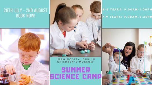 Imaginosity Science Camp