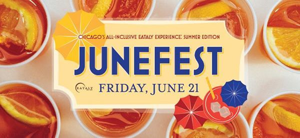 JuneFest at Eataly Chicago