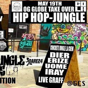 Og Globe Take Over (Hip Hop-Jungle)