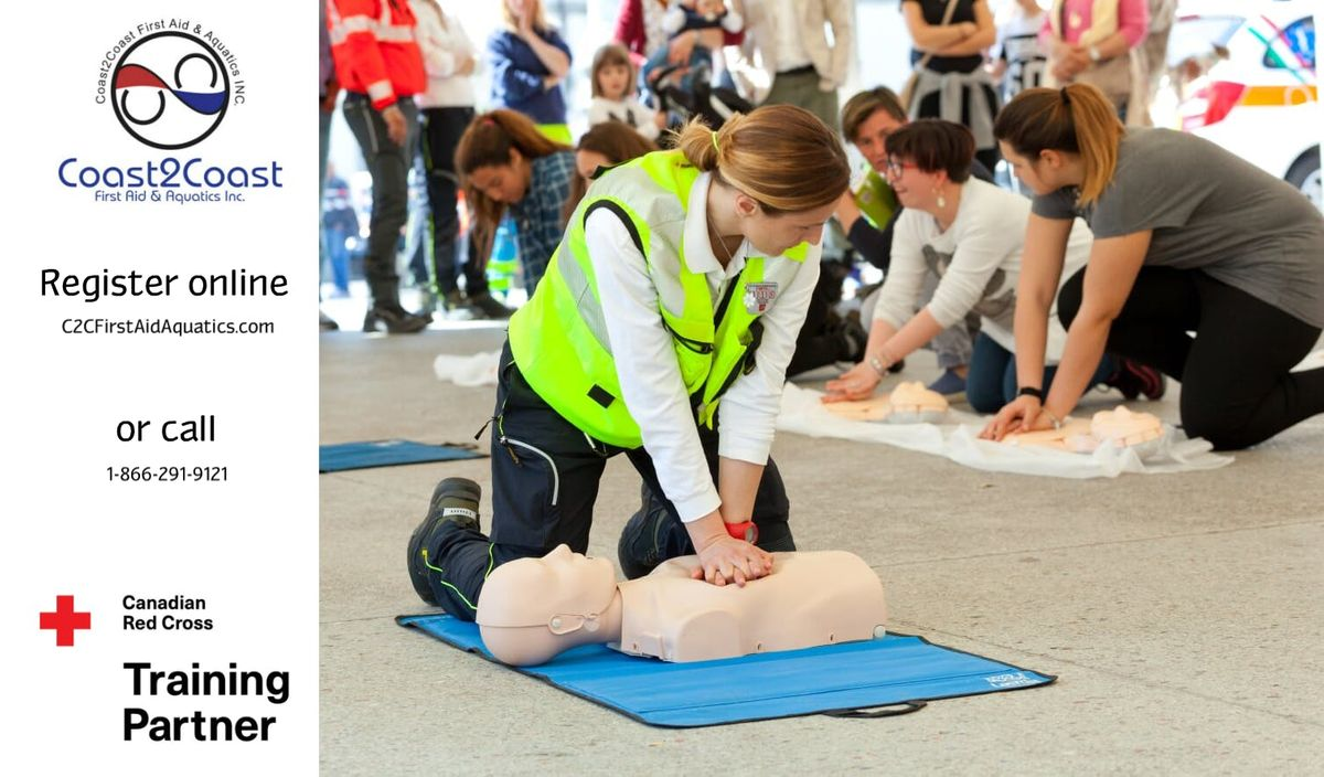 Emergency Medical Responder Course - Downtown Toronto