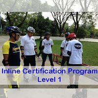 Inline Certification Program Level 1