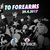 Farewell to Forearms roller derby tournament