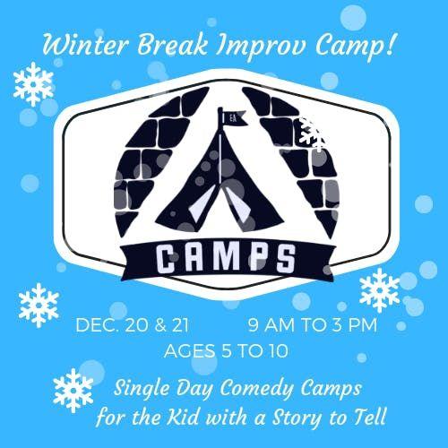 Winter Break Improv Camp 2018