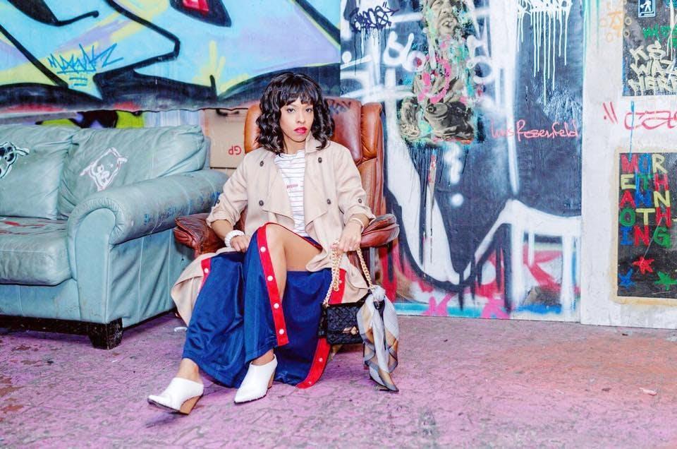 Farrah Romaine Launch Party & Trunk Show