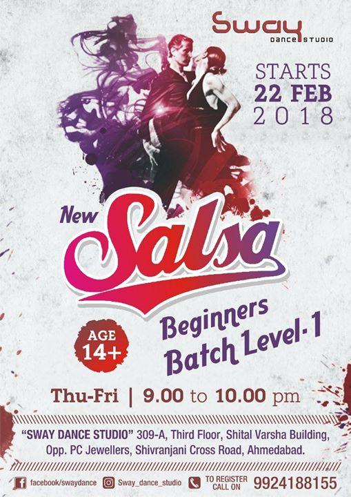 Salsa Beginners Batch
