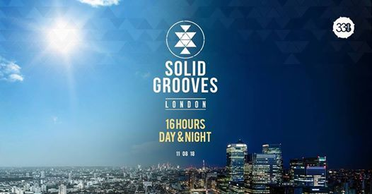 Solid.Grooves - Summer Session - 16 Hours Day & Night Party
