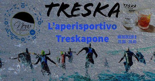 Aperisportivo Treskapone At Treska Cibo Convivio Palermo