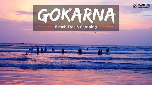All Women Gokarna Beach Trek and Camping  Plan The Unplanned