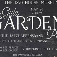 Garden Gala Party