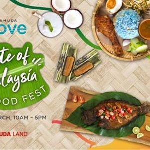 Taste of Malaysia Food Fest