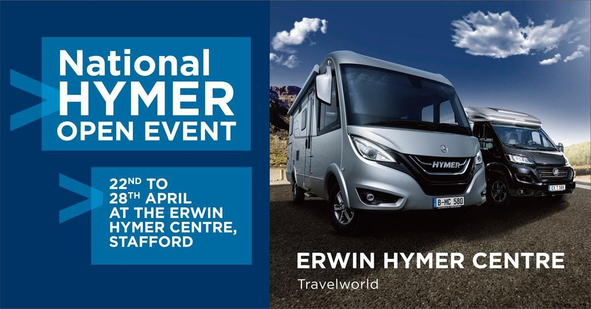 National Hymer Event 2019