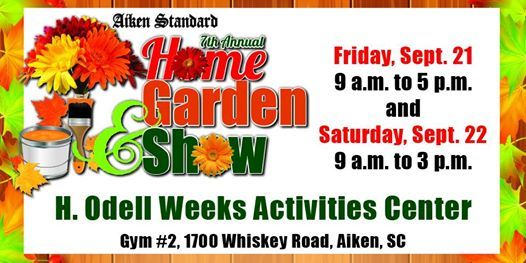 Captivating Aiken Home And Garden Show