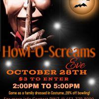 5th Annual Howl-O-Screams Eve