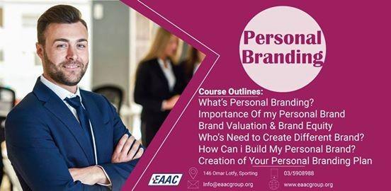 Personal Branding-Free Seminar