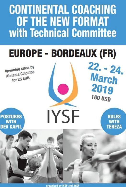 Europe Coaching Seminar by Dev Kapil and Tereza Bonnet