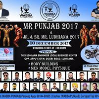 Mr Punjab  Mr Ludhiana &amp Mr India Selection Trail