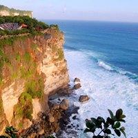 lom-Bali tra Bali szigetn Indonziban