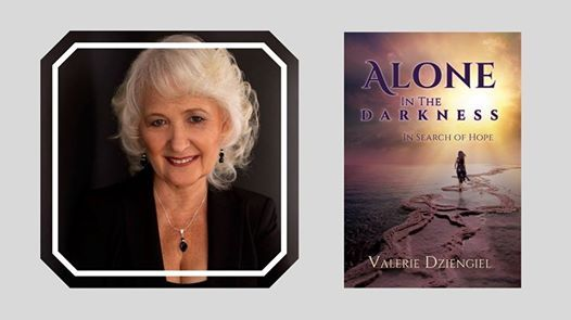 Valerie Dziengel (Alone in the Darkness) Book Signing