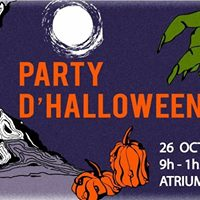 Party facultaire dHalloween