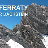 chvatn Via ferraty na Dachstein