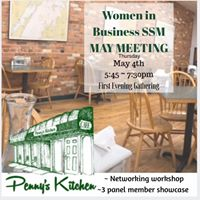 Women in Business Sault Ste Marie Monthly Meeting