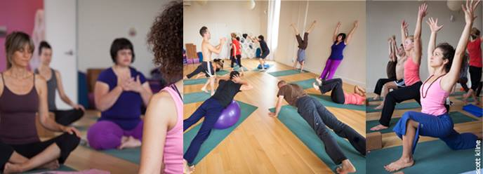 Yoga Bootcamp Series