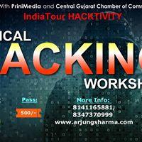 India Tour Hackitivity - Vadodara - Ethical Hacking Workshop