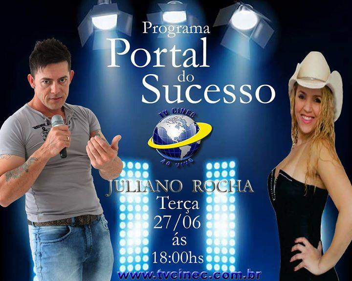 b945a67e3b Programa Portal Do Sucesso com Sara Rodrigues. at Rua Casuarinas