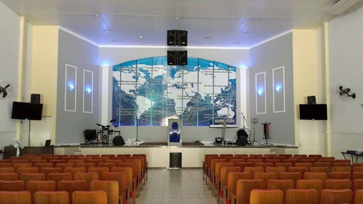 Reunio Especial Como O Missionrio RR Soares Na Sede De Belo Horizonte