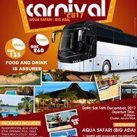 Carnival 2017 (Aqua Safari)