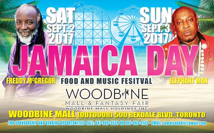 Jamaica Day Food and Music Festival
