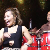 Yoko La Japanesa Salsera