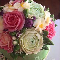 July 30- Basic Blossom Cake Class