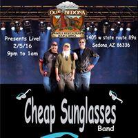 Cheap Sunglasses Band  Olde Sedona Bar