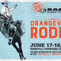 Orangeville RAM Rodeo-2017