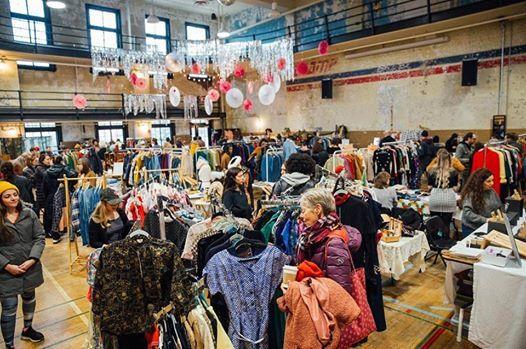 Made & Found Spring Market