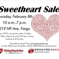 Sweetheart Sale