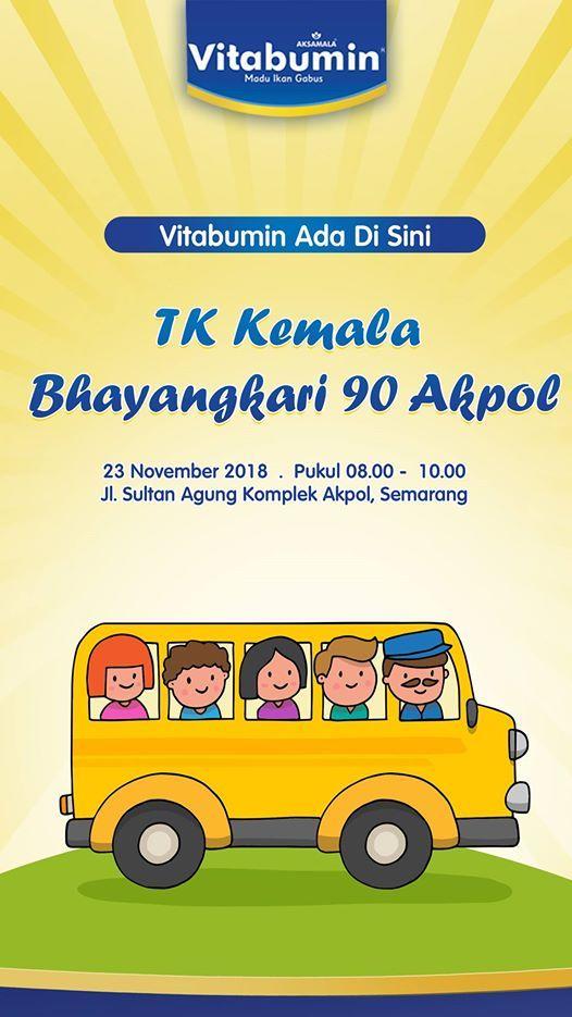 Lomba Mewarnai Tk Kemala Bhayangkari 90 Akpol At Jalan Sultan Agung