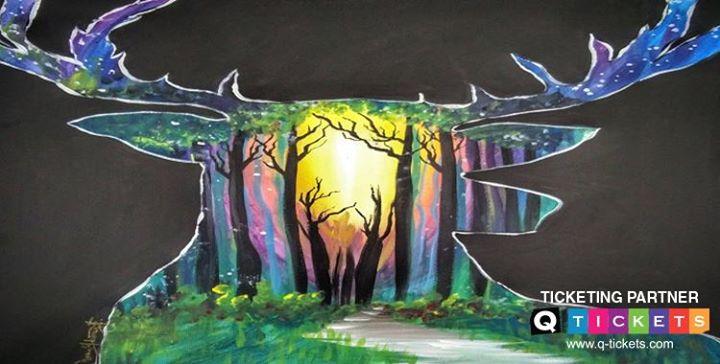 Paint the town deer oh deer at misk lebanese restaurant for Ali baba fine lebanese cuisine