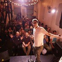 ComedyDance Party at Secret Loft (FREE Pizza)