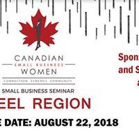 Small Business Seminar Peel Region