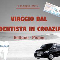 Viaggio dal Dentista in Croazia