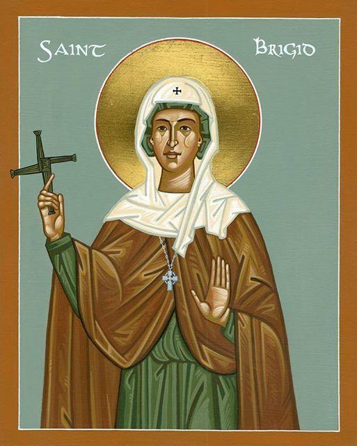Santa Brigida di Svezia e Giuliana di Norwich