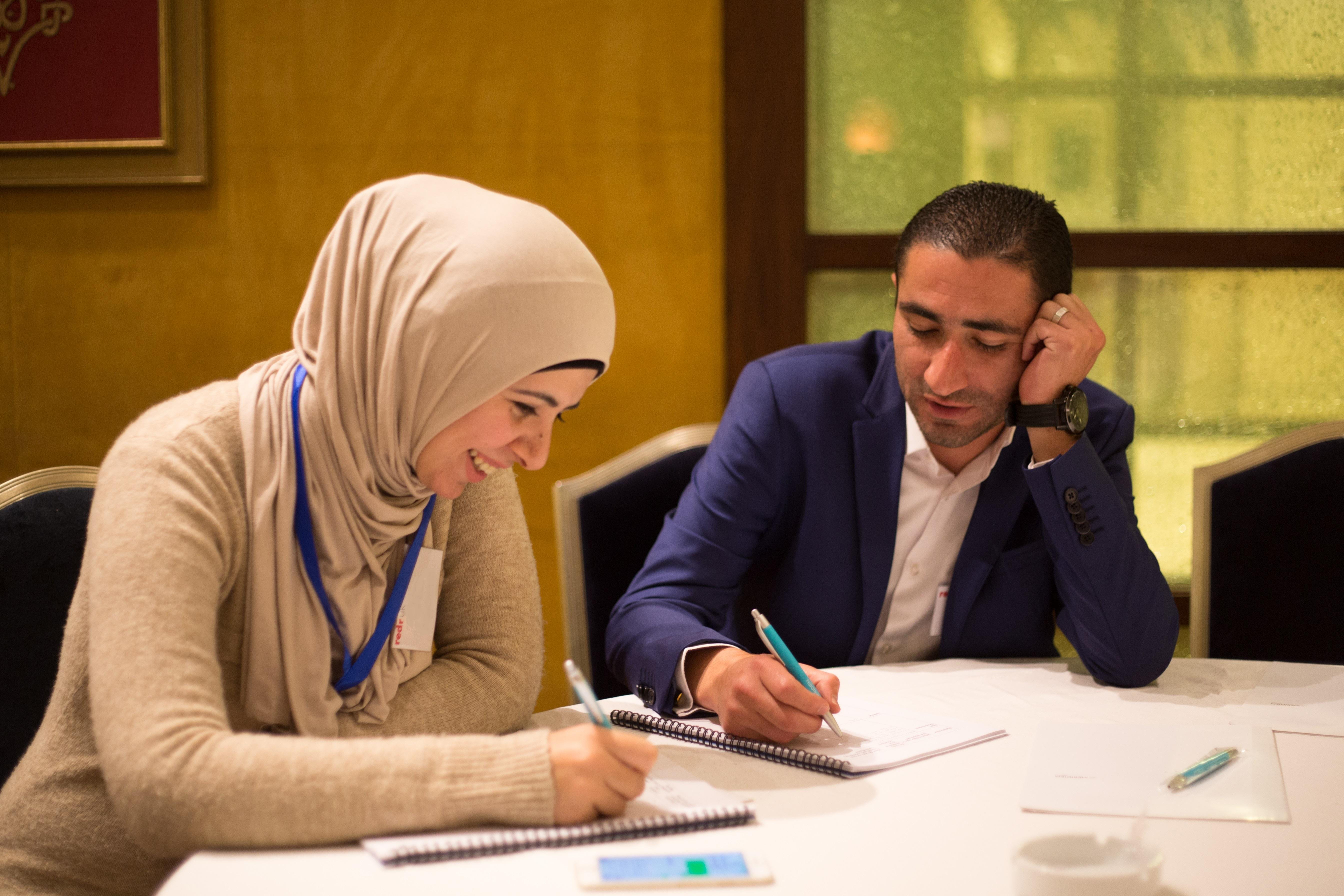 Monitoring and Evaluation (Beirut- September)