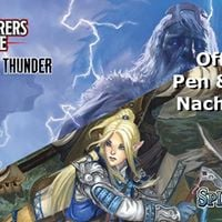Offener Pen &amp Paper Nachmittag