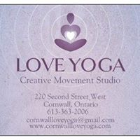 Love Yoga: Creative Movement Studio