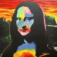 Mona Lisa Paint PARTY Benefit