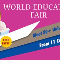 World Education Fair in Hyderabad
